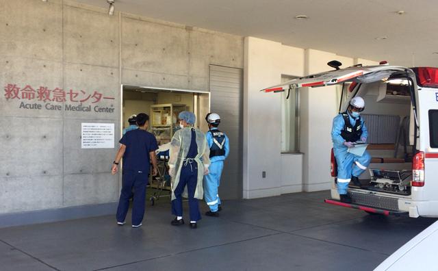 救命救急センターの写真